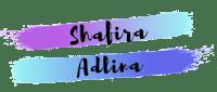 blog shafira adlina