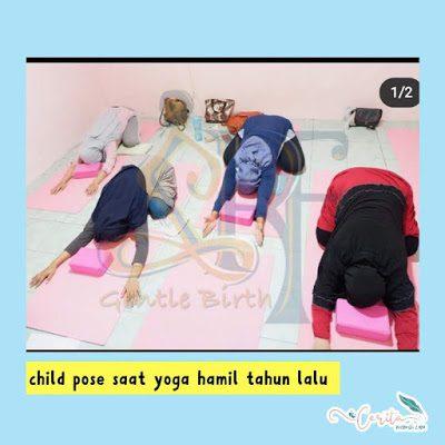manfaat child pose yoga