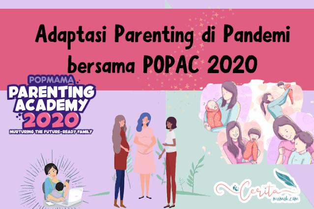 popac 2020 dilakukan secara virtual
