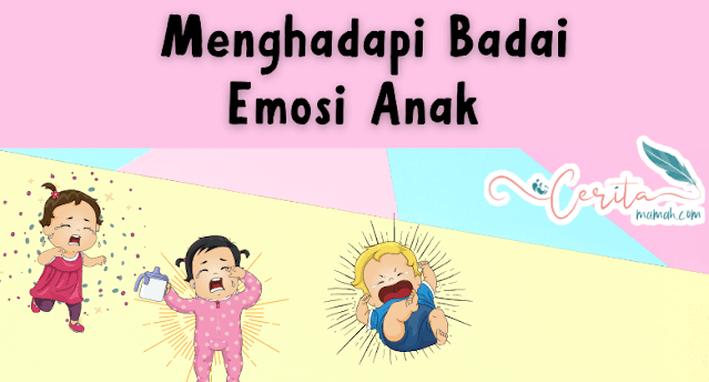 cara menghadapi tantrum anak