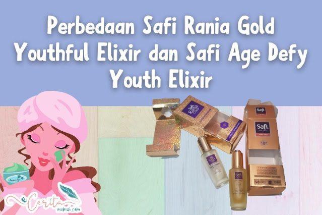 perbedaan safi rania dan safi age defy