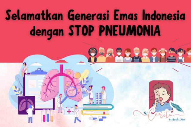 lomba stop pneumonia