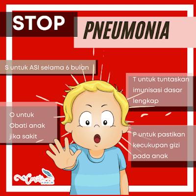 cara mencegah pneumonia