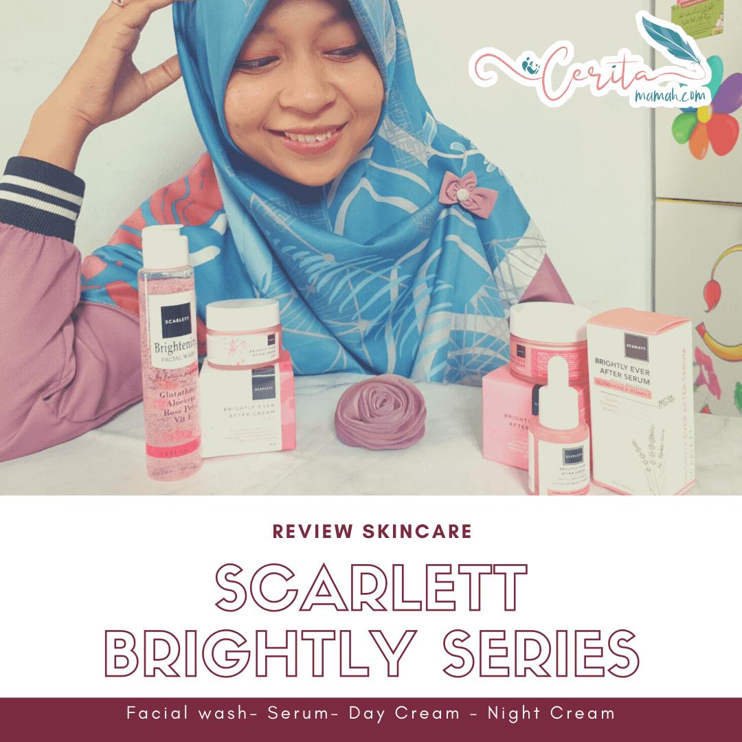 scarlett brightly series